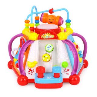 Huile TOY'S 汇乐玩具 婴儿早教音乐灯光学习桌