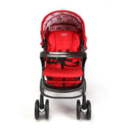 GRACO 葛莱 美乐系列 进口婴幼儿推车 (红色)