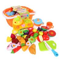 beiens 贝恩施 水果切切乐益智玩具 21件套
