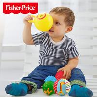 Fisher-Price 费雪  F0906 宝宝初级训练球五合一套装