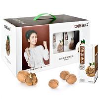中绿 粗粮王 高钙核桃谷物饮料 250mlx12盒