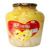 达声 什锦水果罐头 椰果 黄桃 雪花梨 樱桃 糖水罐头 1250g/罐 *5件 49元(合9.8元/件)