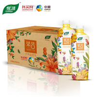 Lohas 悦活 芒果百香果乳酸菌果汁 (500ml*15瓶)