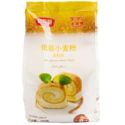 舒可曼 低筋小麦粉 蛋糕粉 500g *11件