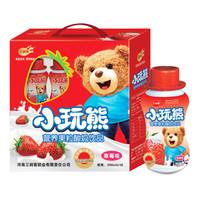 三剑客 小玩熊酸奶 礼盒 (箱装、200g*16)