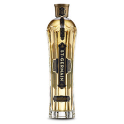 圣哲曼(St. Germain) 洋酒 利口酒 接骨木花 力娇酒 法国进口 750ml
