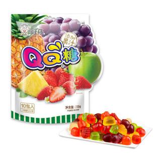 Want Want 旺旺 旺仔QQ糖 综合口味 200g