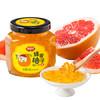 福事多 蜂蜜柚子茶 (240g、罐装)