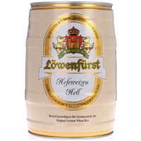 JAYS 捷狮 小麦白啤酒 5L桶装
