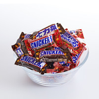 SNICKERS 士力架 花生夹心巧克力 混合口味 800g