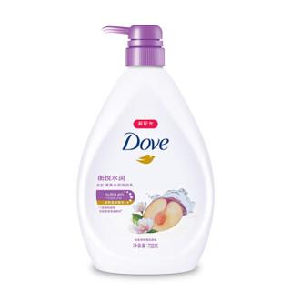 Dove 多芬 清爽水润沐浴乳
