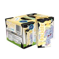 Laciate 兰雀 UHT牛奶 香草味 200ml*12盒 整箱装