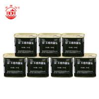 BDH 北戴河 午餐肉罐头 (340g*7罐)