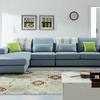 全友家居 北欧/宜家时尚沙发可拆洗沙发 大小户型客厅布艺沙发102165A 3339元