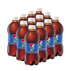 百事可乐 清柠 可乐型汽水 300ml*12瓶