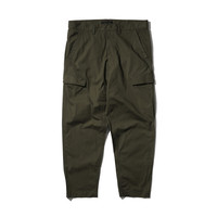 5cm 5厘米 6125U8A 男士工装休闲裤 (深灰色、S)