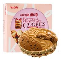 koloo 可拉奥 奶油巧克力曲奇饼干 礼盒装 228g