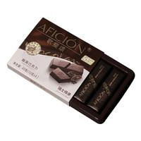 AFICIEÓN 歌斐颂 醇黑巧克力 纯可可脂58% 40g