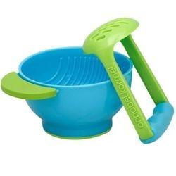 NUK 婴幼儿防滑食物研磨碗