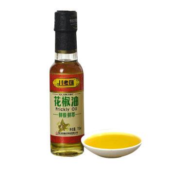 川老汇 复合调味料椒香花椒油110ml四川特产