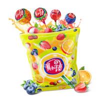 限地区:真知棒 棒棒糖 什锦水果味 60支 *9件