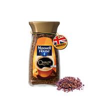 Maxwell House 麦斯威尔 速溶香醇金咖啡 黑咖啡 冻干粉 100g *3件