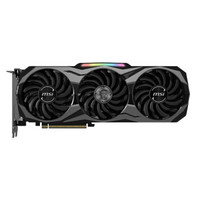 msi 微星 GeForce RTX 2080 Ti 11G DUKE 暗黑龙爵 显卡
