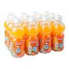 限地区 : 美汁源 MinuteMaid 酷儿 Qoo 橙味 果汁饮料 300ml*12瓶 *2件