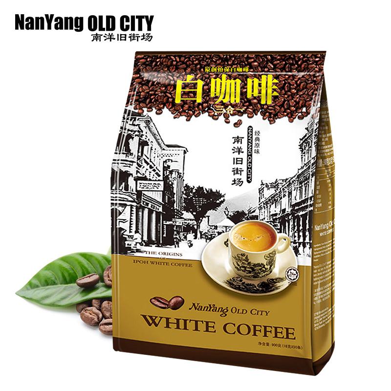 OLD TOWN 旧街场 三合一速溶咖啡粉 (750g、原味、袋装、30条)