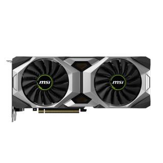 msi 微星 GeForce RTX 2080 Ti VENTUS 11G OC 万图师 显卡