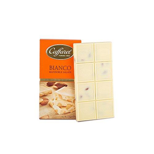 Caffarel 口福莱 排装扁桃仁白巧克力制品 ( 150g)