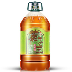 菜子王 小榨纯香菜籽油 5L *2件