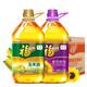 福临门 食用油套装 黄金产地玉米油3.68L+葵花籽油3.68L *2件