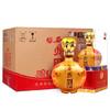 西凤 陈酒(贡品) 52度 整箱装白酒 500ml*6瓶 口感浓香型(新老包装随机发) 289元