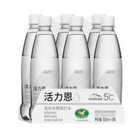 HORIEN5°C 5°C活力恩 克东天然苏打水 500ml*6瓶