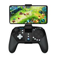 GameSir盖世小鸡G5吃鸡神器内置王座蓝牙手柄,绝地求生刺激战场王者荣耀辅助,触摸操控手机游戏