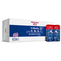Weidendorf/德亚 蓝莓味酸牛奶 200ml*12盒 *4件