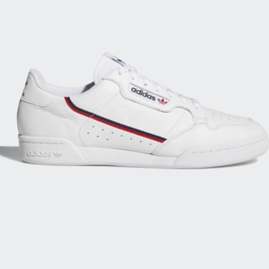 adidas Originals Continental 80 男/女款休闲鞋