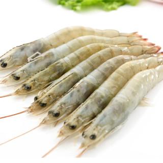 GUOLIAN 国联 厄瓜多尔白虾 (72-90只  1.8kg)