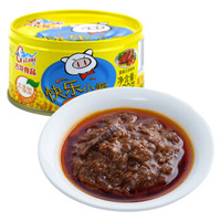 GuLong 古龙 肉罐头 快乐小酱肉酱 120g