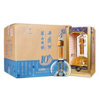 西凤酒 华山论剑 10年 凤香型白酒 52度 500ml*6