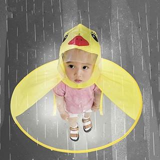 A.Banana 儿童小黄鸭飞碟雨衣 M号 *2件