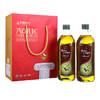AGRIC阿格利司 特级初榨橄榄油 1L*2瓶 H1型礼盒装