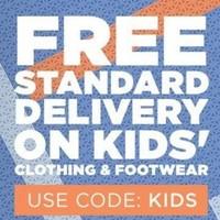 海淘活动:JD Sports 童款青少年款运动服饰鞋包 开学季促销
