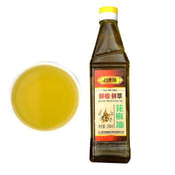 川老汇调味料花椒油248ml四川特产