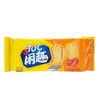 Tuc 闲趣 装饰饼干 田园番茄味 90g