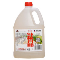 龙和宽 纯粮白醋 1.8L *5件