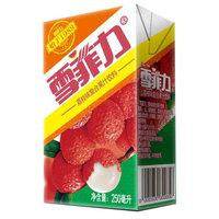 chivalry 雪菲力 果汁饮料 荔枝味 250ml*24瓶 整箱装