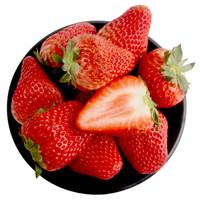 京东生鲜 红颜玖玖草莓 约重1kg