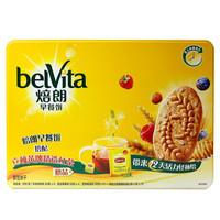 belVita 焙朗 早餐饼 酥性饼干 (600g、礼盒装)